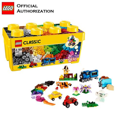 Diskon Lego Classic Series 6 original building blocks classic series ideas creator