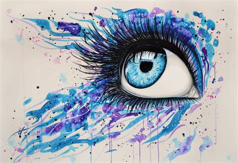 open your eyes print version by pixiecold on deviantart