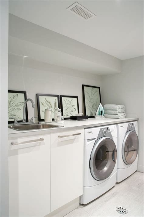 Modern Laundry Room Decor Modern Laundry Room Design Ideas