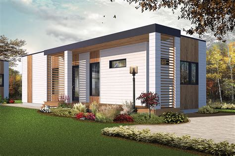 bedrm  sq ft container style house plan