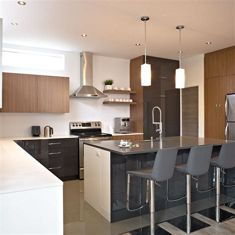 Cuisines Beauregard Kitchen Project 315 Urban Concept