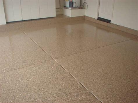 Finish Garage Floor by Garage Flooring Ideas And Options Garage Floor Finishing
