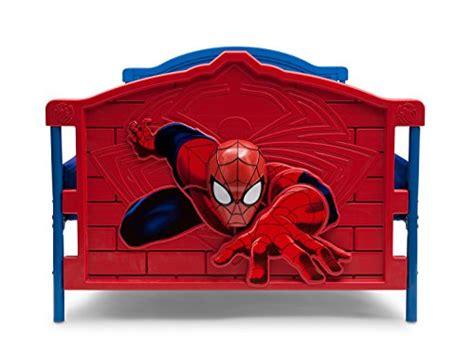 plastic twin bed delta children plastic 3d footboard twin bed marvel spider man furniture beds accessories