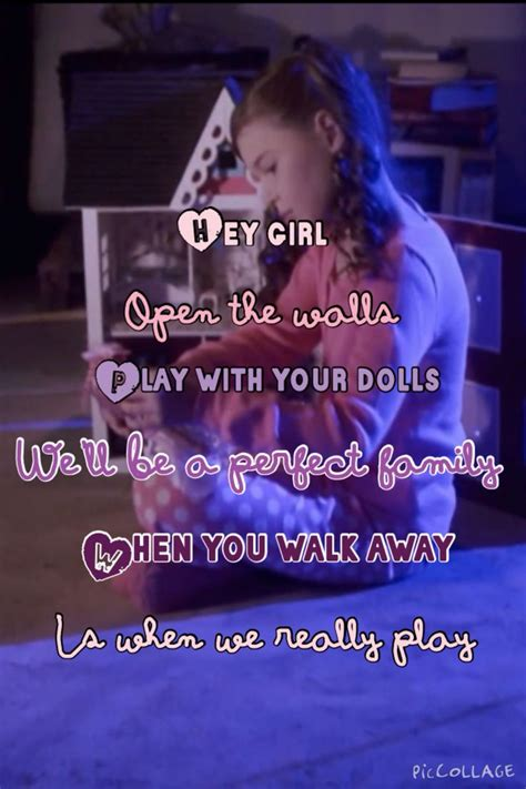 doll house song lyrics dollhouse melanie martinez lyrics favorite lyrics pinterest don t let mom and