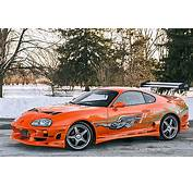 The Fast And Furious Die Coolsten Autos  Bilder