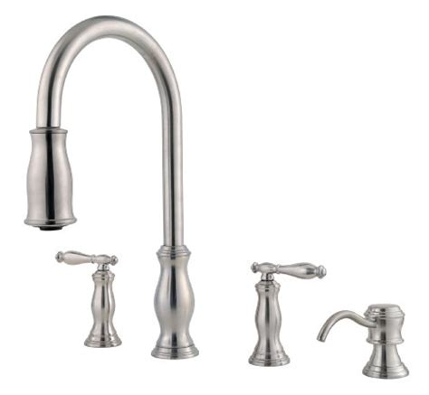price pfister kitchen faucet warranty