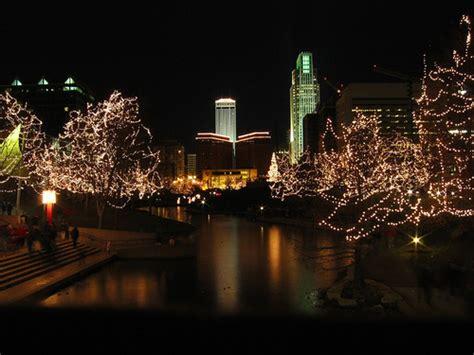 omaha christmas lights downtown img 2330 omaha holiday lights the 2003 holiday lights