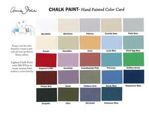 sloan color chart sloan chalk paint high falootin junk