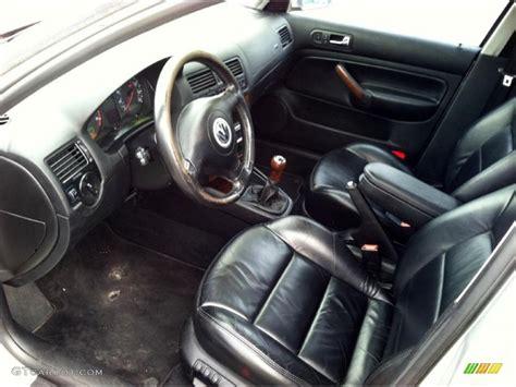 black interior  volkswagen jetta glx vr sedan photo  gtcarlotcom