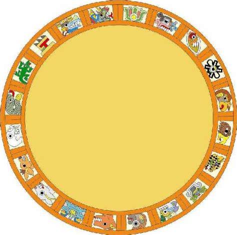 Calendario Azteca Signos El Mensaje Mistico De La Piedra Sol C Azteca Pt 3