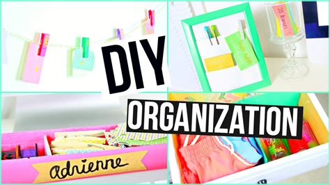 life hacks for bedroom diy spring organization life hacks room decor youtube
