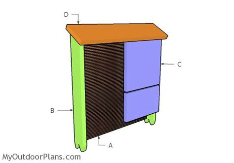 easy bat house plans simple bat house plans myoutdoorplans free woodworking plans and projects diy