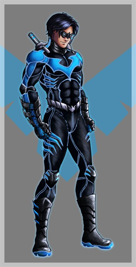 when will we get a glimpse of that nightwing gear page