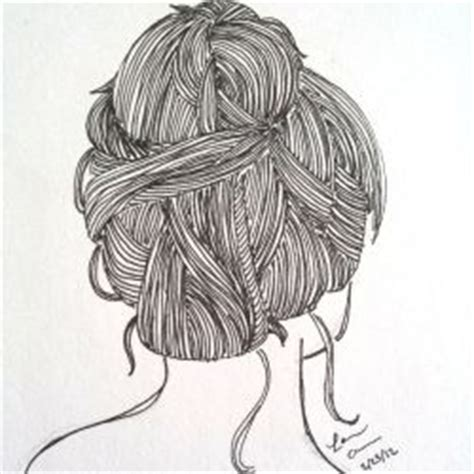 doodle free hair doodles hair pretty things the