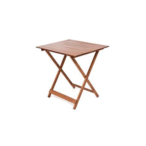tavolo pieghevole brico tavolo legno pieghevole noce 60x80 regolabile