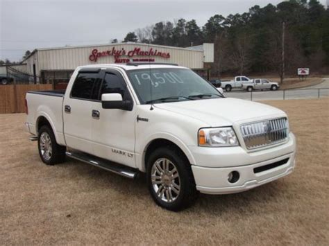 old car manuals online 2007 lincoln mark lt electronic toll collection purchase used 2007 lincoln mark lt in loganville georgia united states for us 19 500 00
