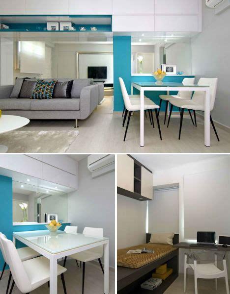 1 bedroom flat in singapore singapore shoebox flat gets stunning modern renovation
