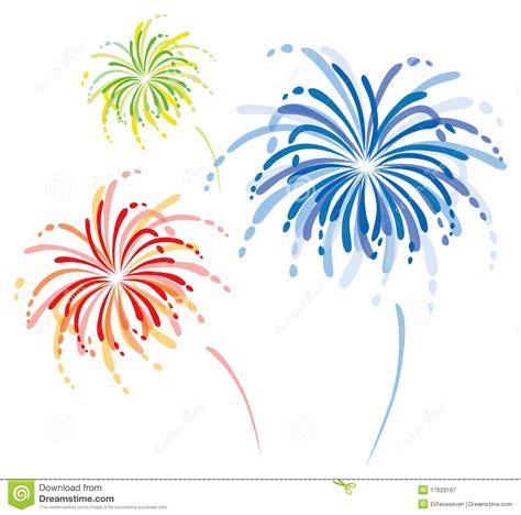 clipart fuochi d artificio fuochi d artificio fotografia stock libera da diritti