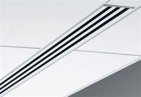 Ac Ceiling linear slot diffuser for ac heat vent diffusers air conditions and ceilings