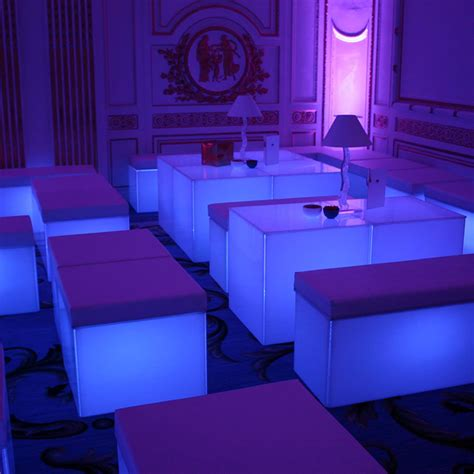 led furniture led furniture hire for events furniture4events
