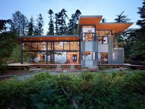 Home Plans Washington State 18 Modern Glass House Exterior Designs Style Motivation