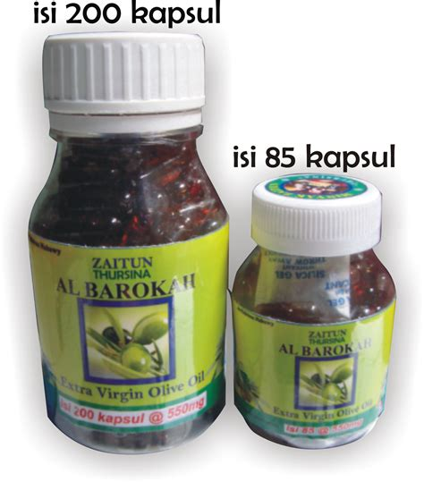 Tursina Olive herbal cv al ihsan media utama 081 567 884 155