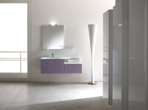 Simple And Modern Bathroom Cabinets Piquadro 2 By Bmt Modern Furniture Bathroom