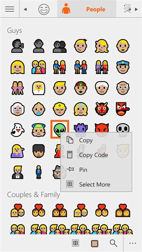 emoji viewer emoji viewer for windows 10