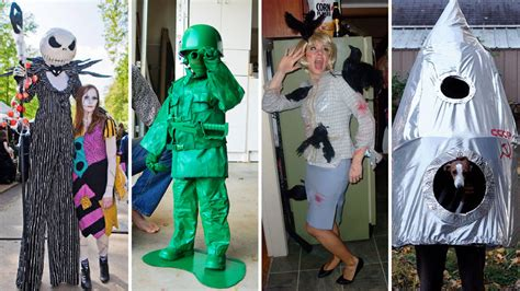 awesome halloween costume ideas mental floss