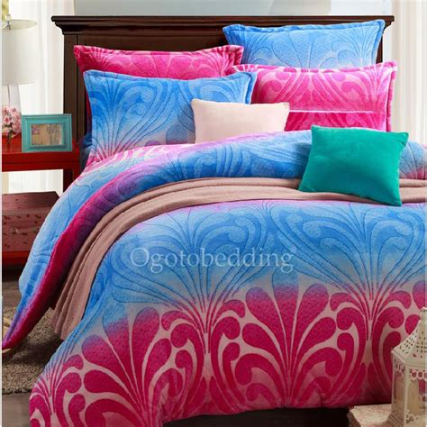 best 28 blue and pink comforter set refreshing royal