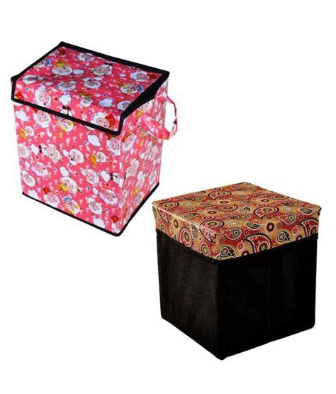 Laundry Bag Jepang Kotak home combo of laundry bag and foldable storage stool buy home combo of laundry bag