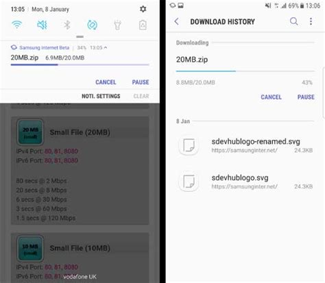 samsung browser apk samsung browser v6 4 推出 支援 web bluetooth android apk