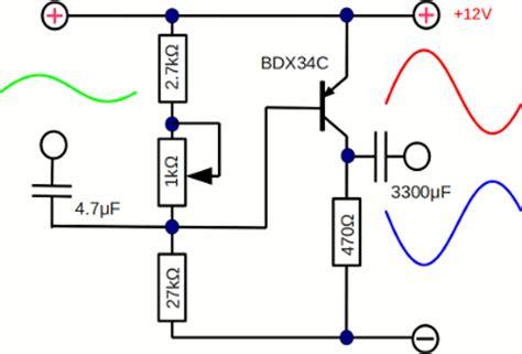 pnp transistor lifier circuit lifying circuits homofaciens