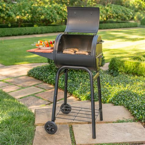 Outdoor Patio Grills by Char Griller 1515 Patio Pro Charcoal Grill