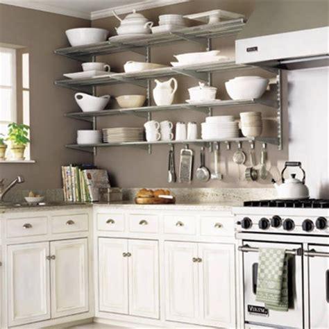 images of beautifully organized open kitchen shelving diy 15 dicas geniais para aproveitar o espa 231 o da sua cozinha