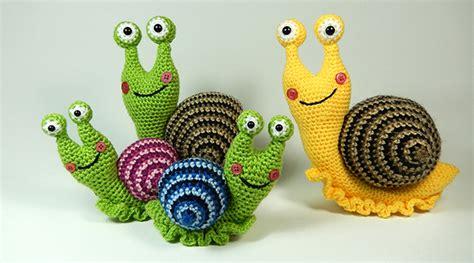 amigurumi snail pattern free crochet amigurumi snail patterns