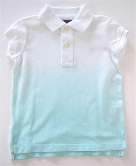 3 3t ralph sleeve tie dye polo shirt