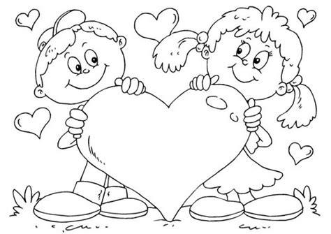 imagenes amor y amistad para colorear colorear dibujos de amor y amistad archivos dibujos de