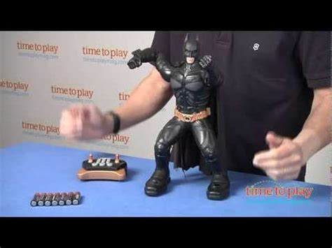u command batman talking figure the rises u command batman talking