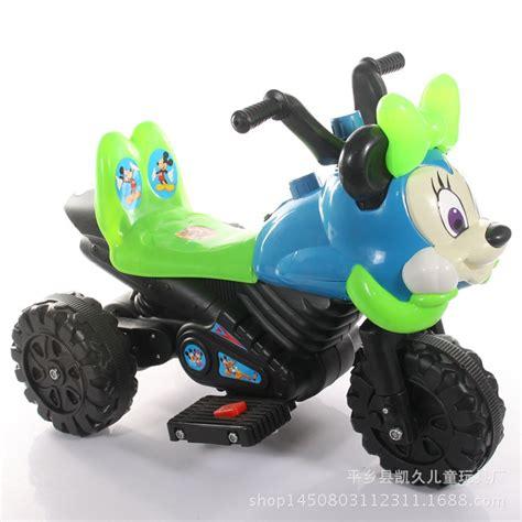 Elektrisches Motorrad Spielzeug by Online Kaufen Gro 223 Handel Motorrad Dreirad Aus China