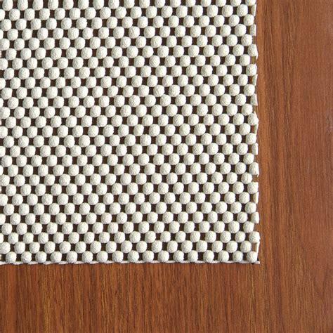 rug pad con tact brand eco grip non slip rug pad 3 x 5 eco grip non slip rug pad