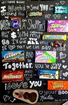 kit kat candy love note google search diy birthday