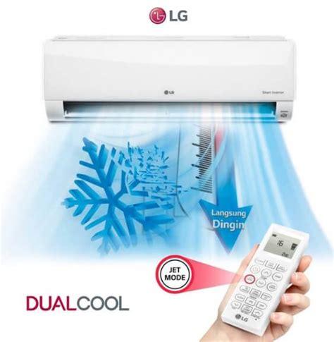 Harga Lg Jet Cool daftar harga ac lg 1 2 pk hemat listrik terbaru