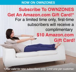 Do Visa Gift Cards Expire - expired free 10 amazon gift card with 99 ownzones subscription doctor of credit
