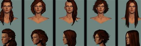haircut exles women vote for your favorite conan exiles hair styles