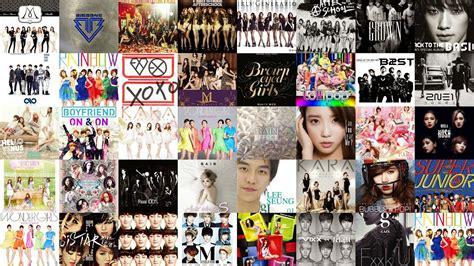 All Korean Artist Pictures
