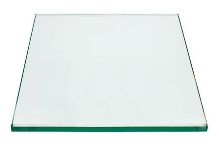 22 glass table top 22 inch square glass table top 1 4 inch flat