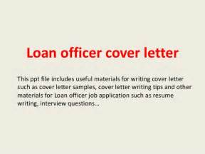 Mortgage Officer Cover Letter by Loan Officer Cover Letter