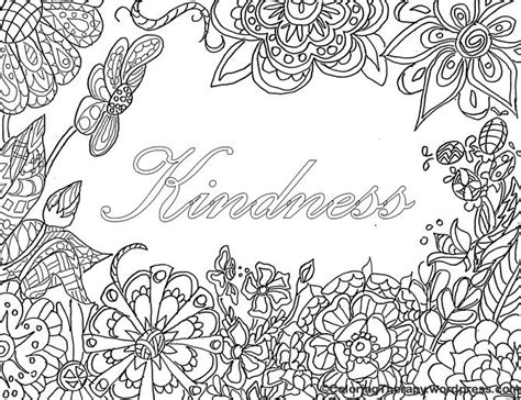 coloring pages about kindness 2337 best new joy of coloring images on pinterest adult