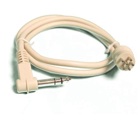 Cable Jumper 1 jumper cable 6 pin to 1 4 rca commercial electronics